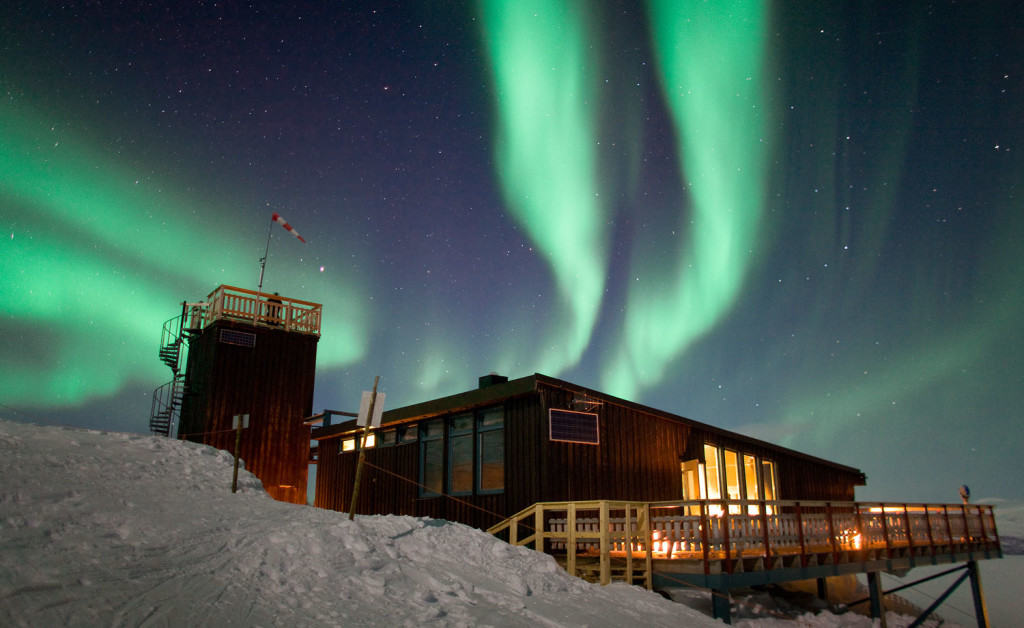 10 Cool Places To See The Northern Lights Swedish Lapland