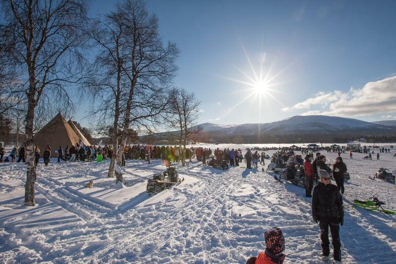 skidor gällivare