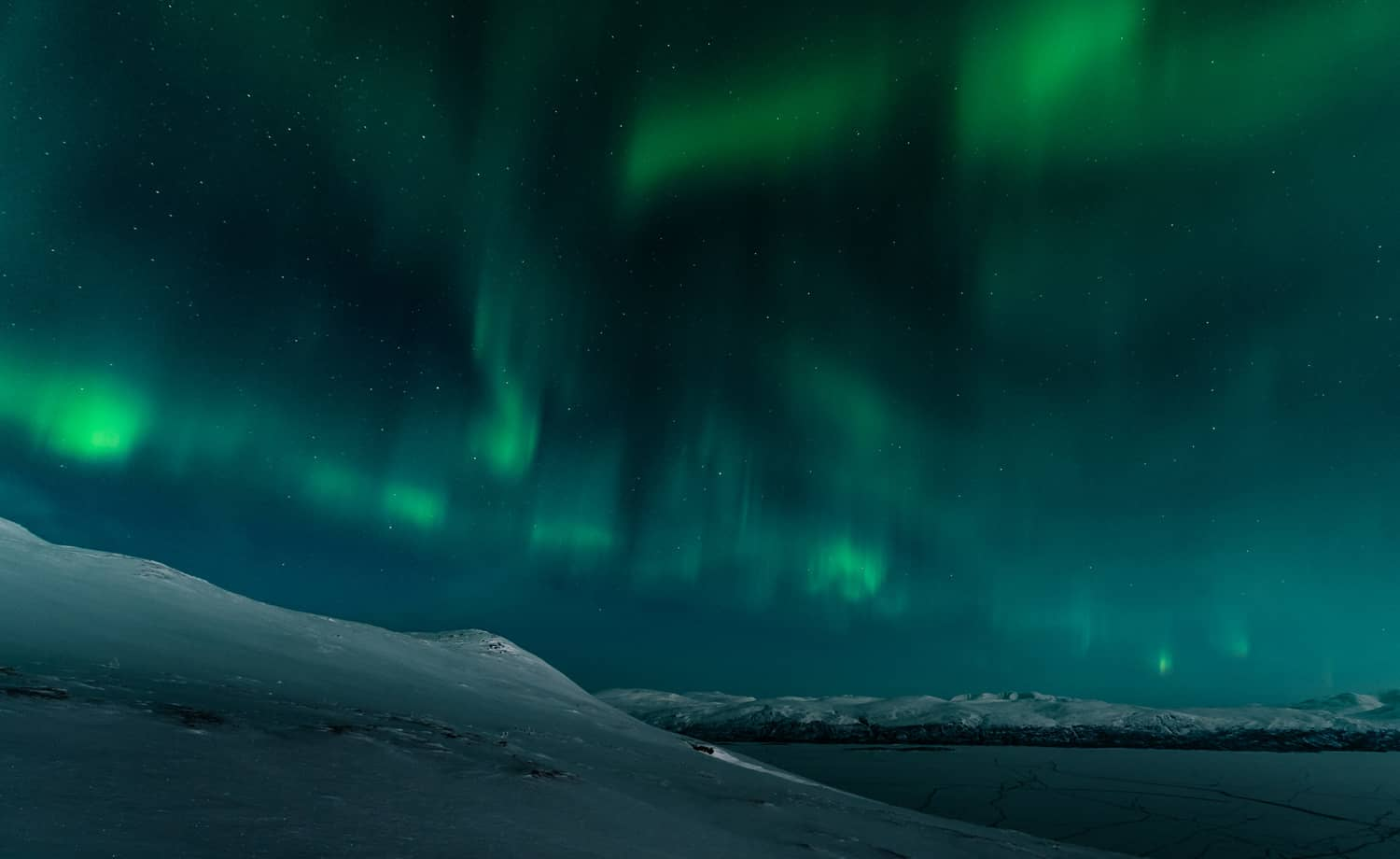 World's best place for seeing the Northern Lights - Swedish