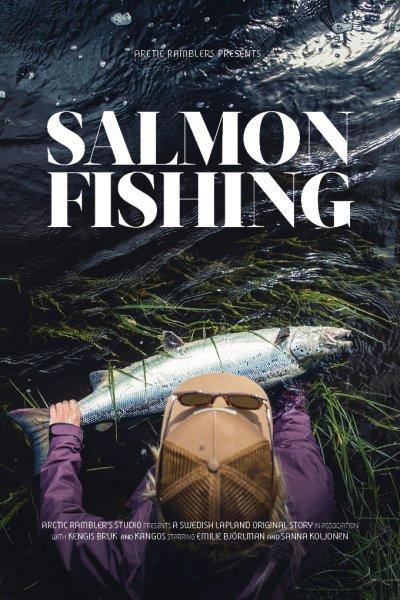 video poster fishing