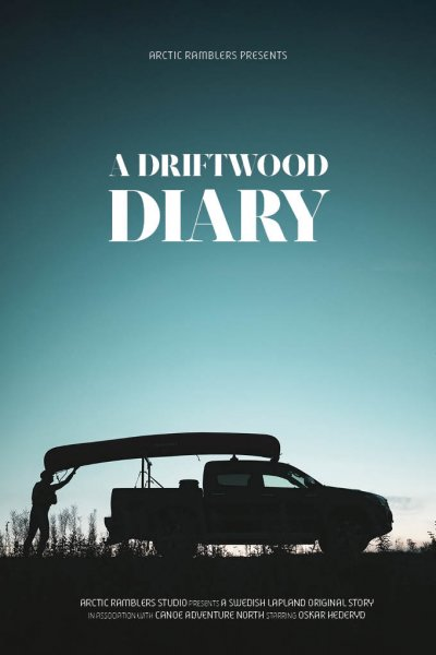 video poster driftwood diary canoe