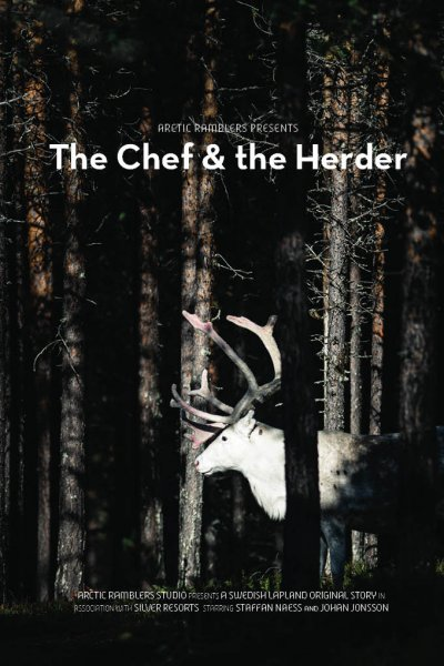 poster, the chef and the herder
