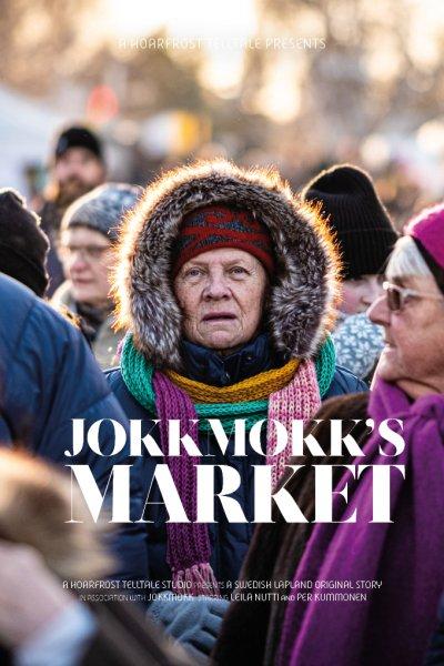 video poster jokkmokks marknad