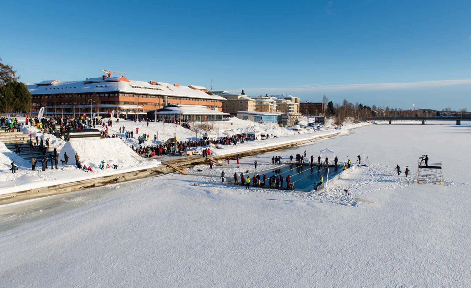 February means time for the Scandinavian Winter Bathing Championship in  Skellefteå. The championship is also part of the Winter Swimming World Cup  as well ... cff92421546d2